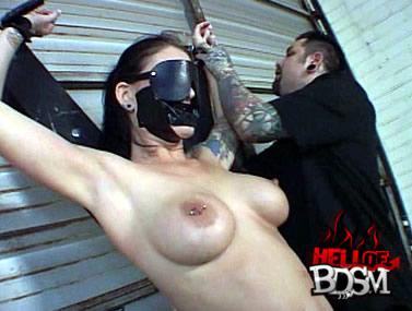 Busty bondage slaves scene 1 2