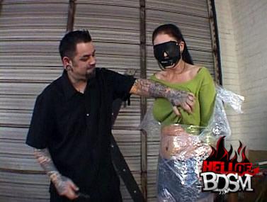 Busty bondage slaves scene 1 1