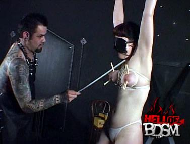 Busty bondage slaves scene 3 3