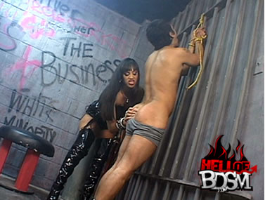 Ice la fox is a dominatrix scene 1 1