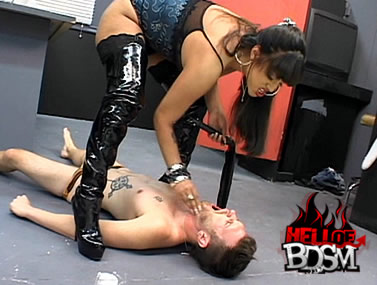 Ice la fox is a dominatrix scene 2 4