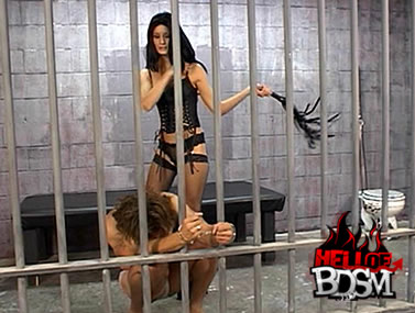 Leah wilde is a dominatrix scene 1 2